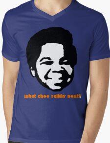 Gary Coleman Mens V-Neck T-Shirt