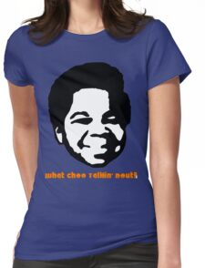 Gary Coleman Womens Fitted T-Shirt
