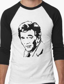 Peter Falk Columbo Men's Baseball ¾ T-Shirt