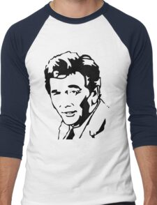 Peter Falk Columbo Men's Baseball ¾ T-Shirt