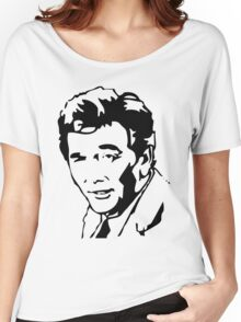Peter Falk Columbo Women's Relaxed Fit T-Shirt