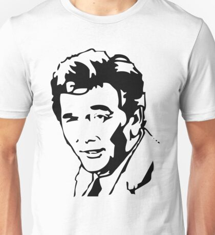 Peter Falk Columbo Unisex T-Shirt