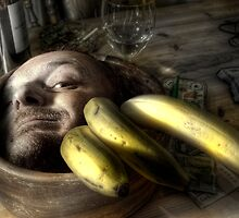 Rise of Bananafingers by craig sparks