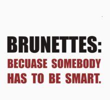 Brunettes Smart Kids Clothes