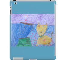 Ginger Puss iPad Case/Skin