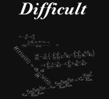 Difficult by ce54r