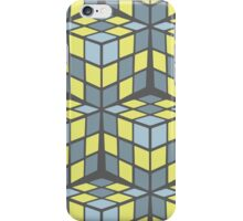 cascade - lemon iPhone Case/Skin