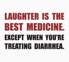 Laughter Diarrhea Kids Clothes