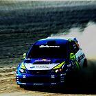 Rally race  by Tim Amundson