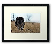 ~Rear View!~ Framed Print