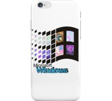 MICROSOFT WINDOWS iPhone Case/Skin