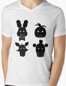 Five Nights at Freddy's Mens V-Neck T-Shirt