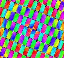 Tumblr 35 by CAP -Amazing Optical Illusion Moving Psychedelic Design by capartwork