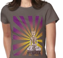 Aura Womens Fitted T-Shirt