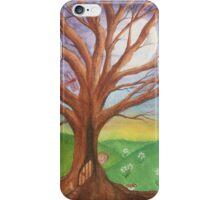Peep iPhone Case/Skin