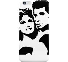 John Travolta Grease iPhone Case/Skin