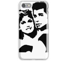 John Travolta Grease iPhone Case/Skin