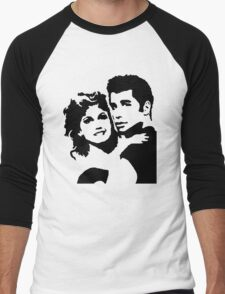 John Travolta Grease Men's Baseball ¾ T-Shirt