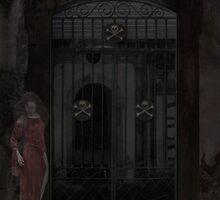 Gaurdian of the Graveyard by DiamondandJewel