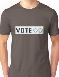 Vote Infinity! T-Shirt