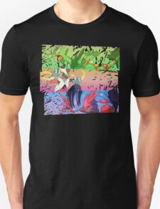 The Hoenn Mega Trio Unisex T-Shirt