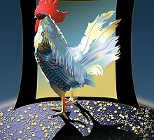 Gallus Domestica by seedmother