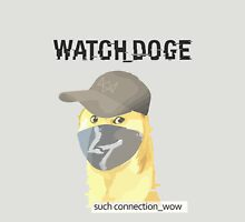 WATCH_DOGE (Watch Dogs parody) T-Shirt