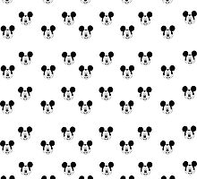Mickey Art by aleaf