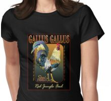 Gallus Gallus International Womens Fitted T-Shirt