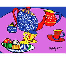More cup cakes Photographic Print