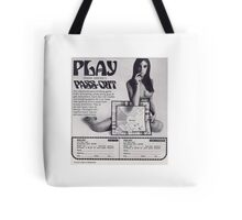 PASS-OUT DRINKING BOARD GAME Tote Bag