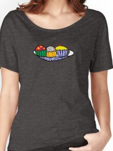 cup cakes Women's Relaxed Fit T-Shirt