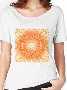 Abstract / Psychedelic / Geometric Artwork Women's Relaxed Fit T-Shirt