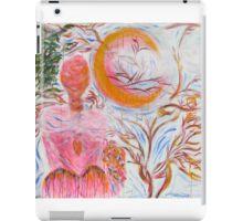 Pink Moon. iPad Case/Skin