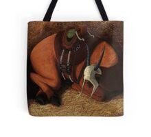 The Blind Steed Tote Bag