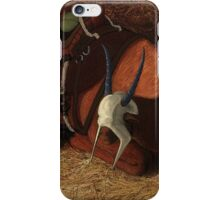The Blind Steed iPhone Case/Skin