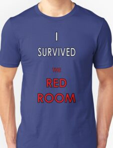 I Survived the Red Room T-Shirt
