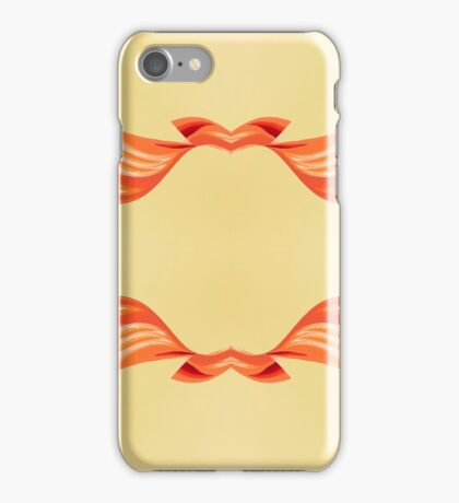 Up and Down Abstract iPhone Case/Skin
