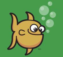 Happy Fish by benitez