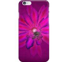 Vibrant Bloom iPhone Case/Skin