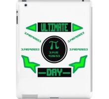 Ultimate Pi Day CP iPad Case/Skin