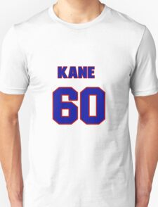 National baseball player Kane Davis jersey 60 T-Shirt