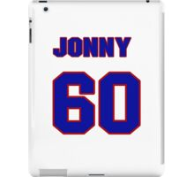 National baseball player Jonny Gomes jersey 60 iPad Case/Skin