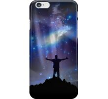 Behold, The Universe iPhone Case/Skin