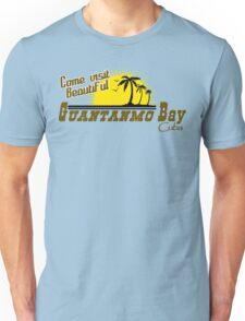 COME VISIT BEAUTIFUL GUANTANAMO BAY CUBA Funny Geek Nerd Unisex T-Shirt