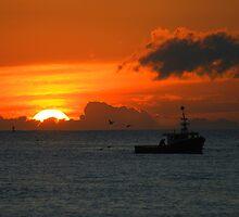 Atlantic Dawn by HALIFAXPHOTO