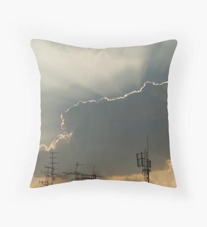 Sun light (2) Throw Pillow