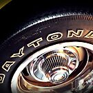 Daytona tire by Rachel Counts