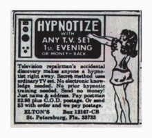 HYPNOTIZE WITH ANY TV SET by hanelyn