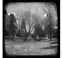 The Park Photographic Print